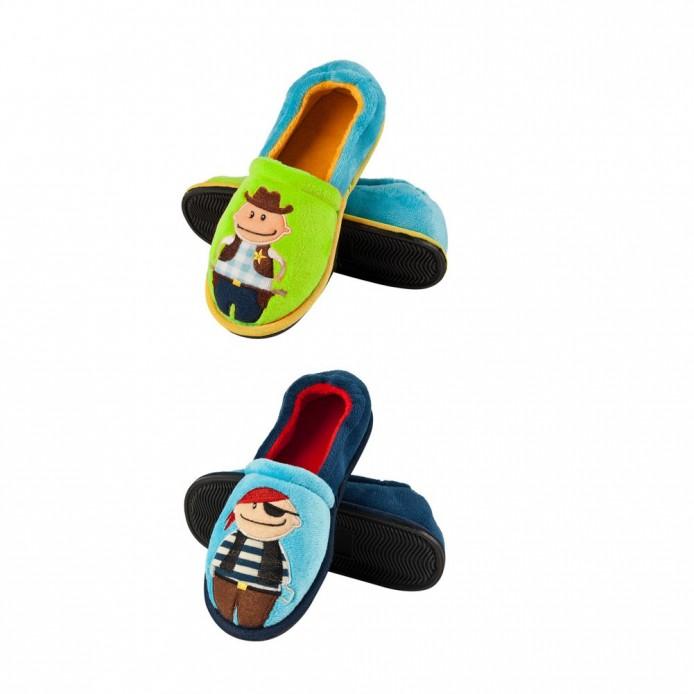 Zapatillas tundosadas con suela de goma - Soxo - SXV-64703