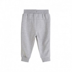 Pantalón deportivo largo rizo - Newness - BBV07036