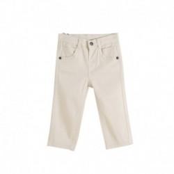 Pantalón largo vaquero color - Newness - BBV07051