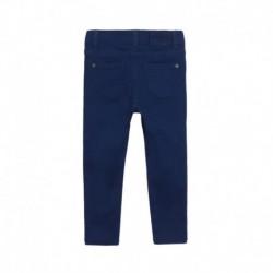 Pantalon vaquero color 5 bolsillos