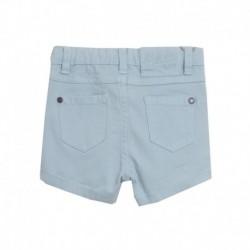 Pantalon corto vaquero color