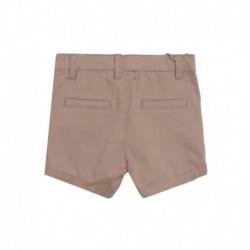 Pantalon corto vaquero color tipo chino
